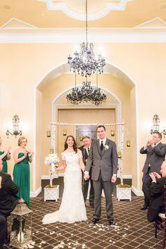 Berkeley Oceanfront Hotel Wedding