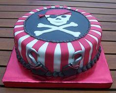 Maria Eugenia Cevey: torta pirata Pirate Birthday Cake, 5th Birthday Party Ideas, Mickey Birthday, Boy Birthday Parties, Pirate Decor, Pirate Theme, Minion Party, Google, Cakes