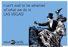 Vegas trip for 7 days, with 7 of the best people!? Yes please! Can't wait!!