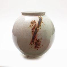 Contemporary Ceramics Centre - Small/Medium Moon Jar - Adam Buick