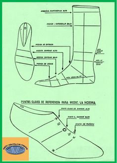 Foot measurements for socks and shoes Felt Shoes, Sock Shoes, Shoe Boots, Leather Diy Crafts, Leather Craft, Sewing Slippers, Lolita Shoes, Modelista, Shoe Pattern