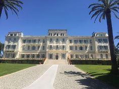 Experience the French Riviera at Hôtel du Cap-Eden-Roc