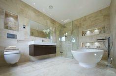 Bathroom alcoves