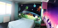 #thematicrooms #room #hotel #kids #thematic #animation #holidays #benalmadena #barracuda #torremolinos #malaga #andalucia #spain #niños #habitaciones #temáticas #decoración #familias #viajar