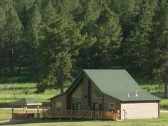Black hills vacation cabins near mt rushmore crazy horse for Cabins near custer sd