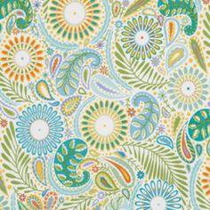 Dena Fishbein - Happi - Paisley in Blue