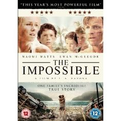 The Impossible [DVD] - Own it 6th May.