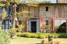 me-diga-onde-moras Toscana, Diy, Container, Home, Residential Architecture, Windows, Blackberry, Facades, Trendy Tree
