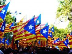 Manifestació 11 de setembre 2012