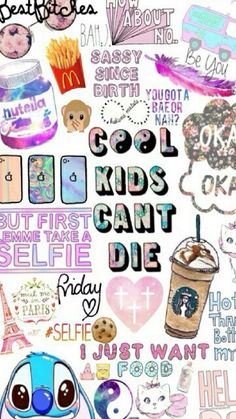 Hintergrundbilder Photo Collage 2 More How Old Should You Be Before You Buy A Loft Bed? Emoji Wallpaper, Tumblr Wallpaper, Cool Wallpaper, Tumblr Stickers, Cute Stickers, Cute Backgrounds, Cute Wallpapers, Tumblr Transparents, Background Diy