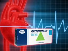 The FDA is reviewing a new study that reported an increased risk of sudden, heart-related deaths among people using the antibiotic Zithromax (azithromycin), known popularly as Z-Pak. The FDA said patients being treated with Zithromax should not stop taking the antibiotic without speaking with their doctor. The agency also advised physicians to be aware that Zithromax and other antibiotics in the same class, called macrolide, have the potential to cause potentially deadly heart arrhythmias.