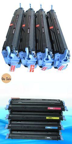 Compatible toner cartridge  For HP Q6000A Q6001A Q6002A Q6003A  for HP Color Laserjet 1600/ 2600n/ 2605/ 2605dn laser printer