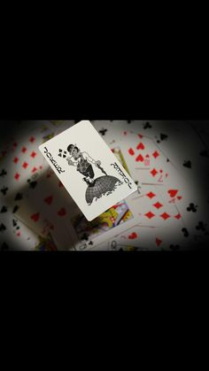 Cards and joker