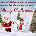 Merry Christmas 2015 3D Wallpapers || Merry Christmas 2015 3D Images Wishing you guys a Merry Christmas 2015, to make these event memorable for you we here bring to you a plenty of Christmas latest hd 3d images below which you can use for free to wish your...