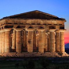 A #day in... #Paestum   Click the #link below to read our short #guide about the most #beautiful #city in Magna Grecia!!! http://ift.tt/2nkPAPF  #villatinaholidayhomes #villatinaeu #villatina #cilento #vacation #travel #visit #destination #holidays #SouthItaly #Unesco #amazing #love #temples #followme #like4like #instagood #photooftheday #sunset #blog #skyporn #history #culture #tourism