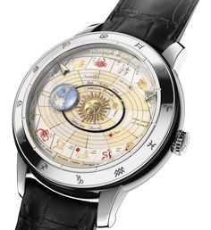 TimeZone : Industry News » SIHH 2017 - VC Métiers d'Art Copernicus Celestial Spheres Collection
