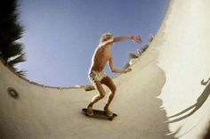 Skateboarders, California, 1970s - Retronaut