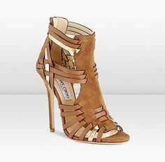 Available Maria Tan Suede and Mirror Leather Sandals Jimmy Choo Good-feeling Casual Return Ugg Shoes, Shoe Boots, Leather Sandals, Shoes Sandals, Gladiator Sandals, Flat Sandals, Jimmy Choo Shoes, Fashion Heels, Emo Fashion