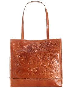 Patricia Nash Tooled Toscano Tote - Handbags & Accessories - Macy's