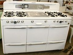 Antique Gas Stoves O\'Keefe & Merritt Apartment size 20\