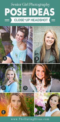 Senior Girl Photography Poses