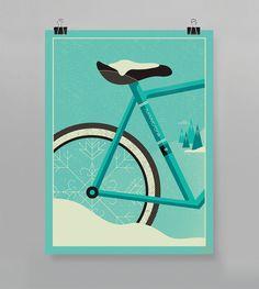 Hannah Johnson #illustration #bike