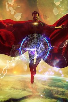 Doctor Strange the Sorcerer Supreme Marvel Comics Art, Marvel Heroes, Captain Marvel, Marvel Avengers, Captain America, Marvel Characters, Marvel Movies, Marvel Universe, Univers Dc