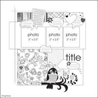 Sketches  We love freebies here at Scrapbook & Cards Today.Here are some sketches to keep you busy.