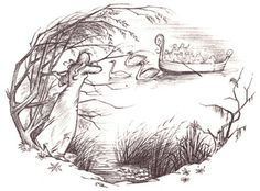 Pauline Baynes' Illustrations. J.R.R. Tolkien, The Hobbit, Approved by Tolkien