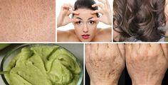 Il frutto che elimina le rughe, i punti neri, le macchie della pelle e fa ricrescere i capelli
