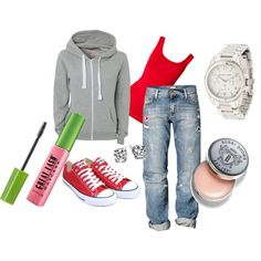 """""""every day simple"""" by marlette-jones-whitney on Polyvore"""