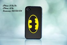 Batman Logo Carbon Case for iPhone 4/4S iPhone 5/5S/5C by FullCash, $14.40 #Batman #Superhero #iPhone Case #Case #Carboon #Newdesign #LogoCase