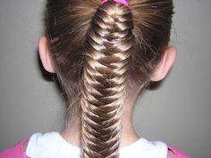 Pleasant 1000 Images About Hair Ideas On Pinterest Little Girl Hair Short Hairstyles Gunalazisus
