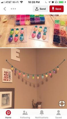 - Helmet Designs - Attach them to a stand of lights. Attach them to a stand of lights. Melty Bead Patterns, Hama Beads Patterns, Beading Patterns, Melty Beads Ideas, Perler Bead Designs, Christmas Perler Beads, Peler Beads, Fusion Beads, Iron Beads