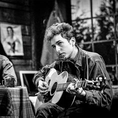 Early Bob Dylan.
