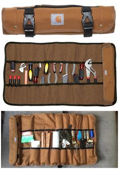 Carhartt Legacy Tool Roll https://www.amazon.com/gp/product/B00ES8L3UG?creativeASIN=B00ES8L3UG&linkCode=w01