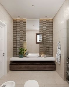 The interior of this country residence in Tbilisi was designed by Russian architect Alexandra Fedorova. Images by Alexandra Fedorova Washroom Design, Bathroom Interior Design, City Bathrooms, Bathroom Toilets, Amazing Bathrooms, Modern Bathroom, Country, House, Wash Room