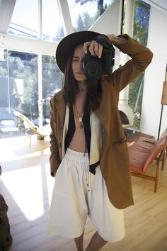 Tasya van Ree's killer west coast closet