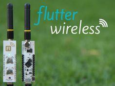 Flutter: $20 Wireless Arduino with half mile (1km) range. by Flutter Wireless — Kickstarter