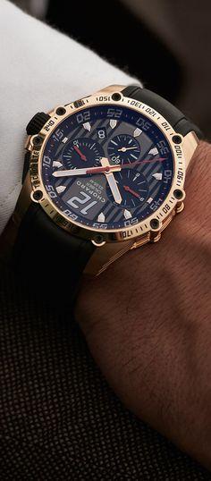 Chopard Superfast watch -