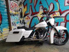 eBay: 2007 Harley-Davidson Touring harley davidson road king classic #motorcycles #biker