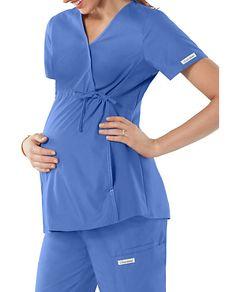 Cherokee Scrub Pants, Cherokee Scrubs, Waitress Outfit, Cherokee Brand, Medical Uniforms, Scrub Tops, Looks Great, Shop Now, Wrap Dress