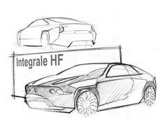 Retro Design for Lancia HF Integrale . #lancia #hfintegrale #italiacar #retro #cardesign #carsketch #auto #car #design #hothatch #hatchback #자동차디자인 #자동차스케치 #란치아 #인테그랄레 #랠리 #복고디자인 #카스타그램 #차스타그램 #이탈리아 #자동차 #디자인 #오토