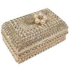 Blingy jewellery box