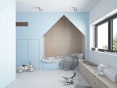 Modern Kids Room designs : Interior Design Trends and Fads | Ideas | PaperToStone