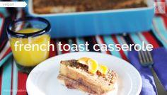 Vegan French Toast Casserole « fried dandelions