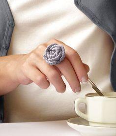 anello rosellina! magnifique!