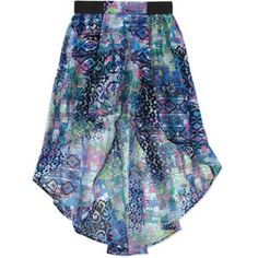 high low skirts for juniors - Google Search