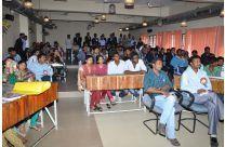Ptudents Participating in Digital Anthakshari