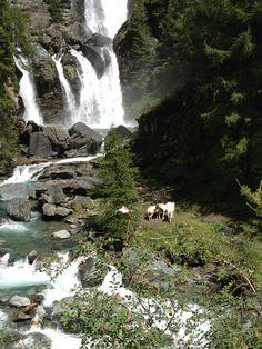 Cascate di Lillaz - Val di Cogne (AO)